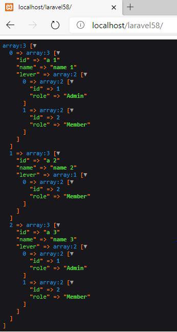 Blade Templating in Laravel 5.8